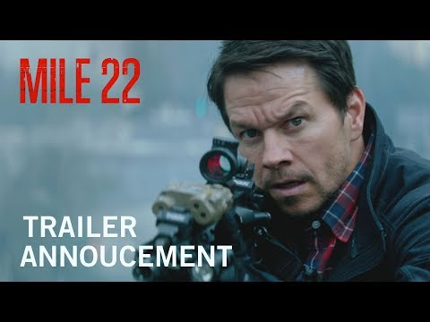 Mile 22 | Teaser Trailer | Coming Soon