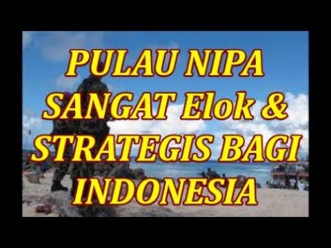 Mengejutkan!! Di Pulau Nipa Ada 14 Prajurit TNI yg Berjaga, Menurut Anda Cukup Atau Harus di Tambah?