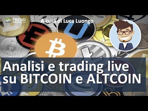 Trading su Cardano con il triangolo simmetrico. Target raggiunto sul Bitcoin!