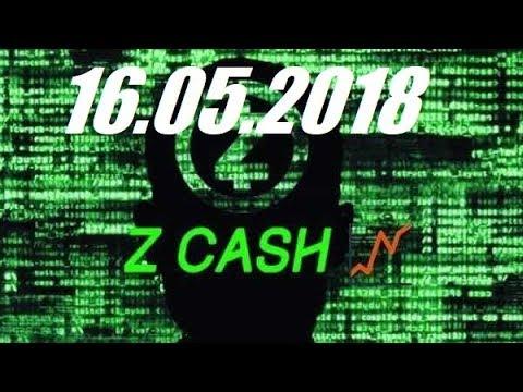 Обзор ZEC/USD – 16.05.2018 – Волновой анализ