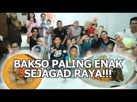BAKSO PALING ENAK SEJAGAD RAYA!!! JARANG ADA!!!