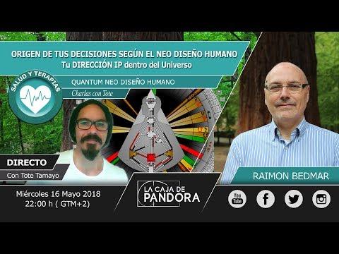 Origen de tus decisiones según el Neo Diseño Humano – Raimon Bedmar en CHARLAS CON TOTE