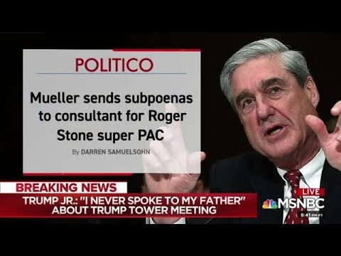 BRIAN WILLIAMS 5/16/18 ONE YEAR OF MUELLER'S RUS-SIA INVESTİGATION