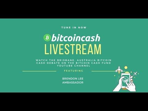 Bitcoin Cash BCH Discussion in Brisbane, Australia