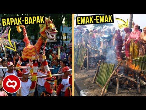 10 TRADISI UNIK BULAN RAMADHAN YANG CUMAN ADA DI INDONESIA