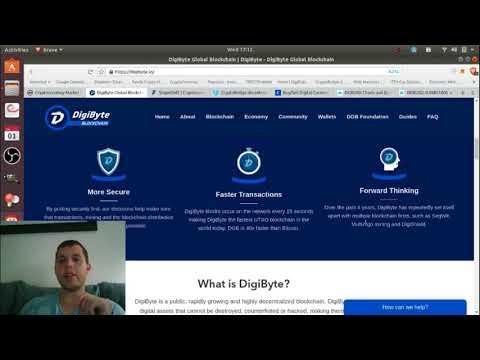 Analysis Of Digibyte