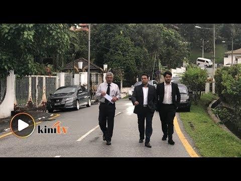 Apa ada dalam peti besi di rumah Najib?