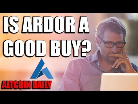 IS ARDOR A GOOD BUY? LET'S GO DEEPER!!!    [CRYPTOCURRENCY/ALTCOIN DEEP DIVE]