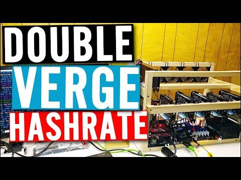 Double XVG Hashrate – AMD/Nvidia Dual Mining ETH + Verge – Claymore 11
