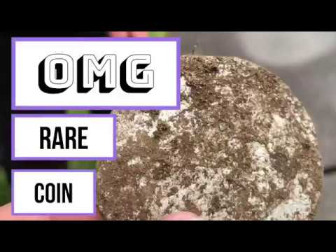 *OMG* Rare Coin Found in backyard (CRAZY)