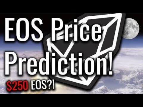EOS Price Prediction 2018 – Can EOS His $250?? Litecoin Giveaway Winner Announced