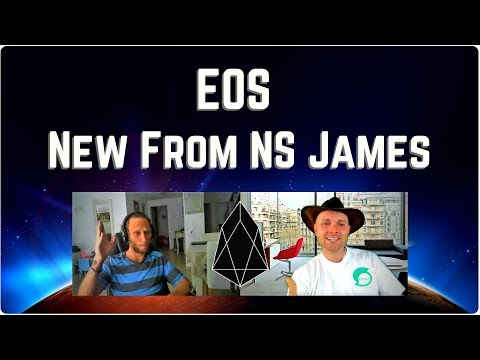 NS James – New Scatter & EOS Developments