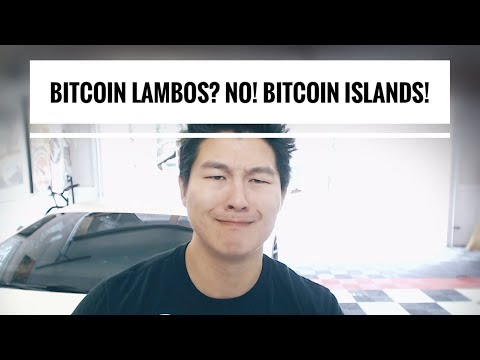 Bitcoin Lamborghinis? So 2017! – Crypto Islands for Binance?