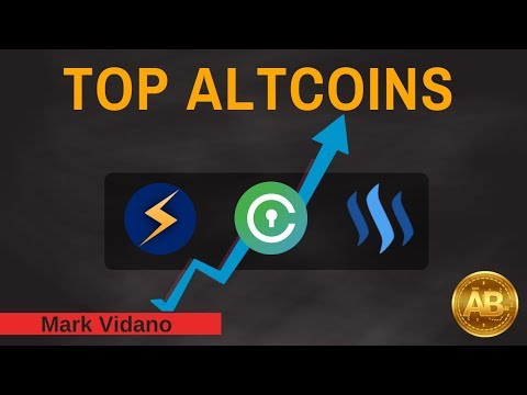 Mark's Top Altcoins for May 2018 and Cryptocurrency Technical Analysis