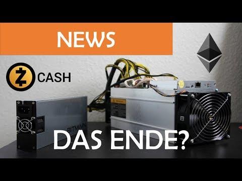 Das Ende für ASIC-Miner? ProgPOW für Ethereum und Zcash!