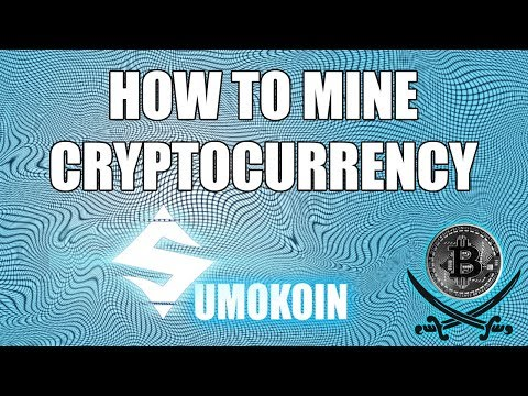 SUMOKOIN Mining – Cryptonight, XMR, HOWTO