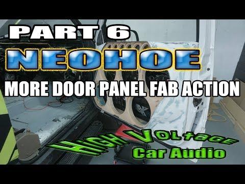 PART 6 – TAHOE NEO.HOE PROJECT REBUILD-DOOR PANELS