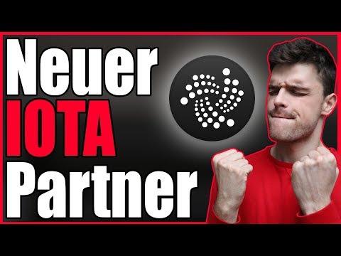 Schon wieder neue IOTA Partnerschaft ? Wie weit wird Bitcoin noch sinken?