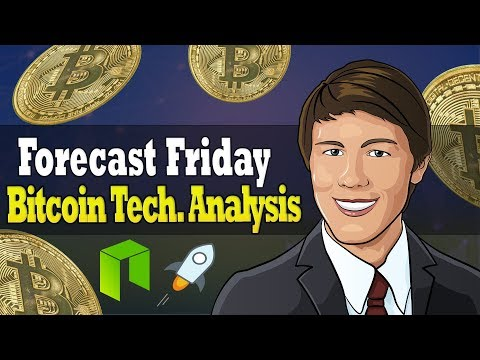 Where's The Bounce?  Bitcoin Technical Analysis + Stellar and Neo Ep02
