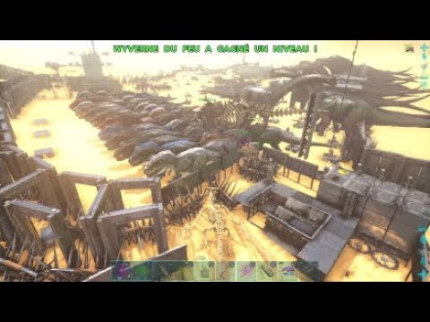 ARK PVP PS4 Official Server Big Grief and Meatrun On ADA Server 96