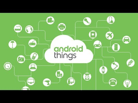 ANDROID SU RASPBERRY PER IOT! Android Things 1.0