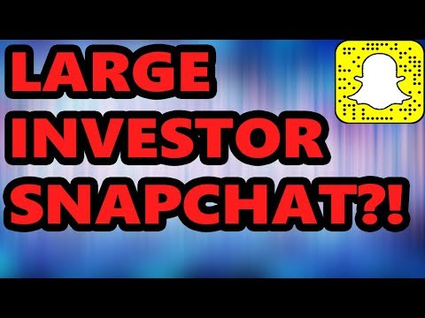 HUGE SNAPCHAT INVESTOR STARTING CRYPTOCURRENCY FUND | ALTCOINS. NEWS TODAY