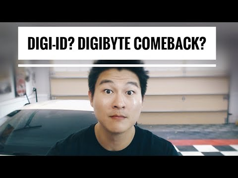 Digi-ID? – DigiByte Secure Authentication? – Not Bad!