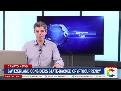 Switzerland Considers State-Backed Cryptocurrency