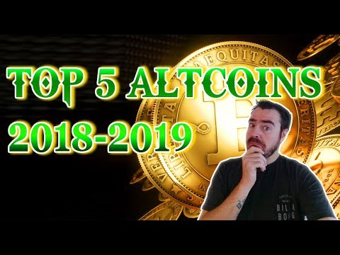 Top 5 Altcoins in Cryptocurrency 2018 – 2019