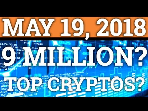 EARLY INVESTOR NAMES HIS TOP PICKS? 9 MILLION NEW CRYPTO USERS? CARDANO ADA, BITCOIN BTC PRICE