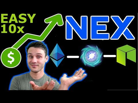 NEO | Breaking Down NEX | Neon Meta Exchange | Easy 10x | Biggest ICO of 2018!!