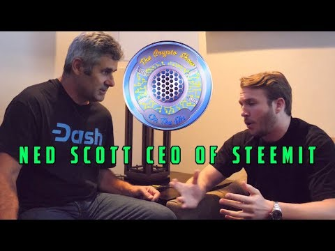 The Crypto Show Interviews Ned Scott, CEO of Steemit