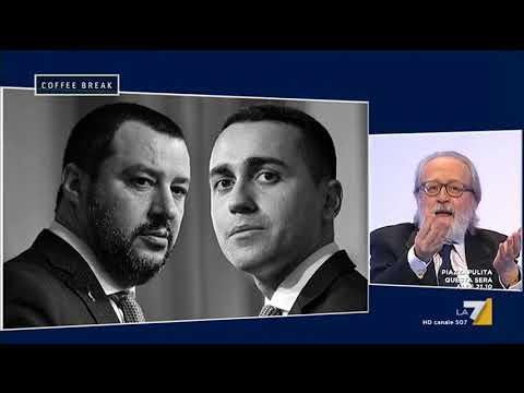 Paolo Becchi: 'Facciamo un sorteggio, sia di Maio che Salvini meriterebbero di fare il premier'