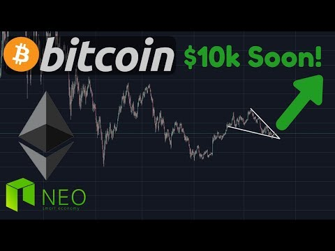 The Bitcoin Breakout! $10k Target | NEO & Ethereum Technical Analysis [Bitcoin Today]