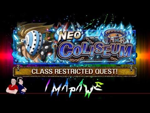 Neo Killer 0 stamina F2P [OPTC ITA]