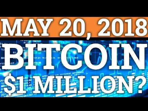 BITCOIN TO $1MILLION? CARDANO ADA THE BEST CRYPTOCURRENCY? BTC PRICE PREDICTION 2018, 2020 + NEWS