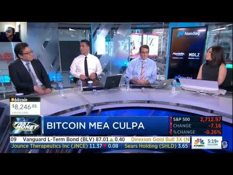 Bitcoin to 25k by the end of the year!!  | CNBC Fast Money