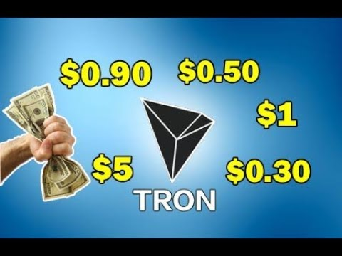WHY I JUST BOUGHT A TON OF TRON (TRX)
