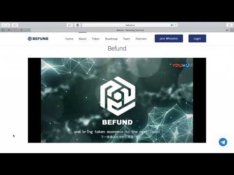 BEFUND – THE ICO REVIEW | A Decentralized Cryptocurrency Fund Service