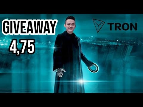 TRON COIN (TRX) Launches Dream Home Giveaway