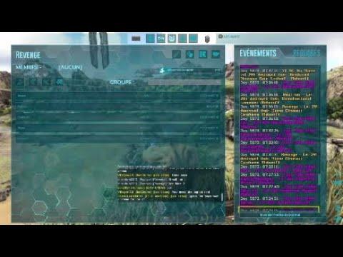 ARK PS4 officiel PVP server 235 MeatRun ADA/DMC