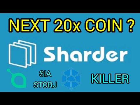 Sharder (ss) Review – Sia and storj killer ?