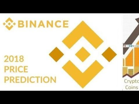 Binance Coin (BNB) Price Prediction for 2018: the Token Used on Binance Exchange