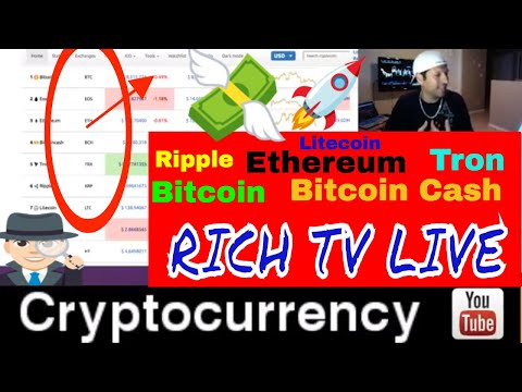 Cryptocurrency Price Analysis – Bitcoin, Ripple, Bitcoin Cash, Litecoin, Tron, Ethereum