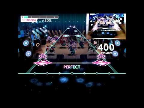 【BanG Dream!】Neo-Aspect EXPERT オールパーフェクト 譜面確認 手元確認 Roselia 【バンドリ!ガルパ】【チャンモン】