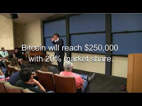 EOS – Tim Draper Bitcoin Prediction