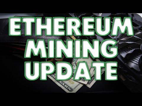 Ethereum Mining Profit February 2018 | My Ethereum Rig Profit