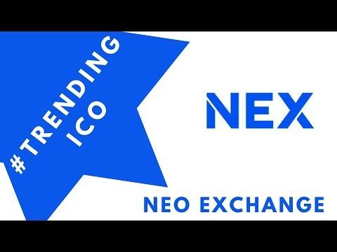 #TrendingICO Neo Exchange (DEX) | Nowa zdecentralizowana giełda