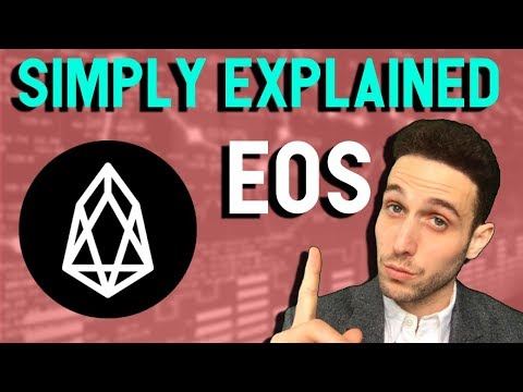 EOS Simply Explained! Why this blockchain 3.0 platform might dominate crypto infrastructure