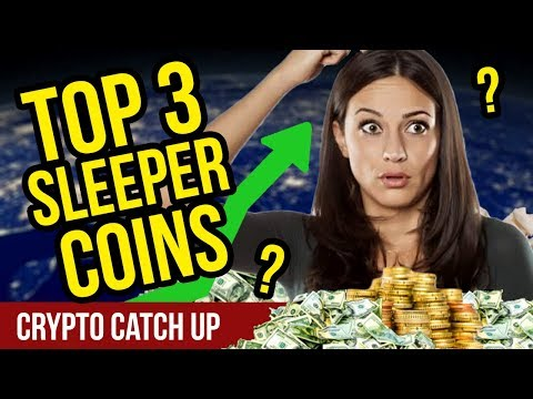 Top 3 Sleeper Altcoins! – Underrated Altcoins of 2018 – Top CryptoCurrency Altcoins